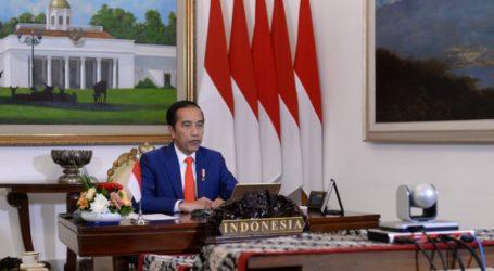Jokowi Ajak Negara Gerakan Non-Blok Tingkatkan Solidaritas Politik Melawan COVID-19