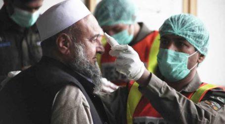 COVID-19 Pakistan: 52.437 Kasus Positif