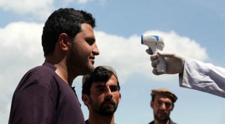 256 Petugas Kesehatan Afghanistan Terinfeksi COVID-19