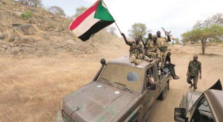 Sudan Kuasai Perbatasan dengan Ethiopia