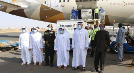 UEA Kirim Bantuan Medis Penanganan COVID-19 Kedua Untuk Sudan