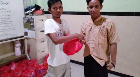 Syubban Jama'ah Muslimin Jakarta Utara Salurkan Paket Sembako Tahap 2