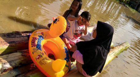 Korban Banjir OKU Timur Minta Bantuan
