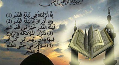 Surat Al-Qadar, Meraih Malam Kemuliaan