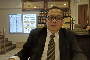 Catatan Penting Dr Irfan Syauqi Beik Soal Merger Tiga Bank Syariah