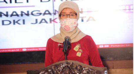 COVID-19 Jakarta Per 8 Mei, 763 orang Sembuh dan 431 Meninggal