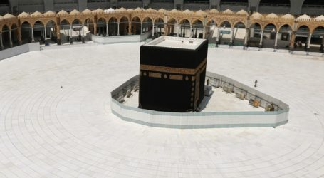 Saudi Putuskan Tetap Selenggarakan Haji 1441H Tanpa Jamaah Luar Negeri