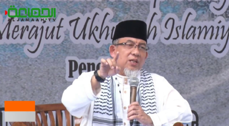 Imaam Yakhsyallah Doakan Habib Rizieq Jadi Pemersatu Umat dan Bangsa