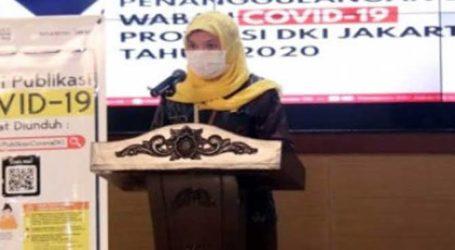 COVID-19 DKI Jakarta: 621 Orang Sembuh, 410 Meninggal Dunia