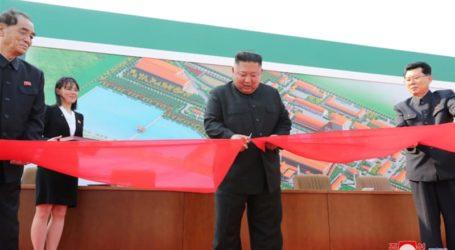 Kim Jong Un Tampil Pertama Kali Setelah 20 Hari