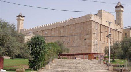 Israel Berlakukan Prosedur Ketat Terhadap Masjid Ibrahimi