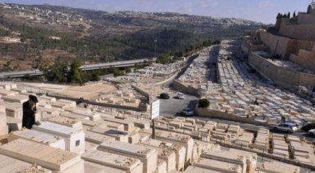 Israel Akan Bangun Pemakaman untuk 30.000 Kubur di Tepi Barat Utara