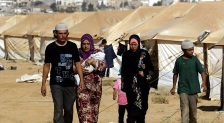 Ramadhan Bagi Pengungsi Palestina di Suriah, Rindukan Keluarga