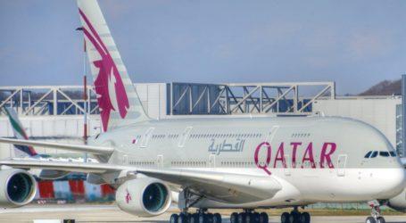 Mesir Akhiri Larangan Terbang Maskapai Qatar