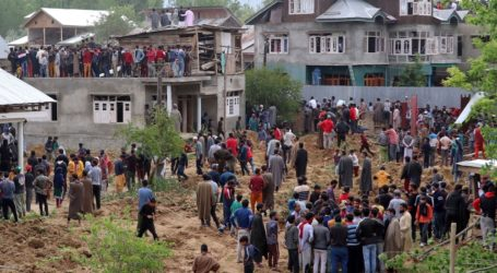 Pasukan India Bunuh Komandan Kashmir Riyaz Naikoo