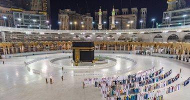 Shalat Jumat di Masjidil Haram