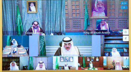 Raja Salman Tegaskan Dukungan Penuh untuk Perjuangan Palestina