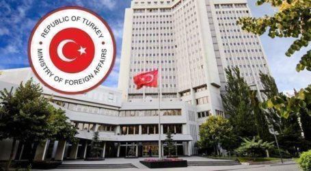 Turki Kecam Keras Perluasan Pemukiman Israel di Tepi Barat