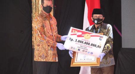 Jambi Juara I dan III Lomba Inovasi Daerah Tatanan Normal Baru