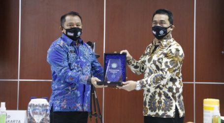 Pemprov DKI Jakarta Terima Penghargaan P4GN dari BNN RI