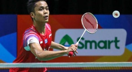 Dua Pebulutangkis Tunggal Putra Indonesia Lolos ke Olimpiade Tokyo