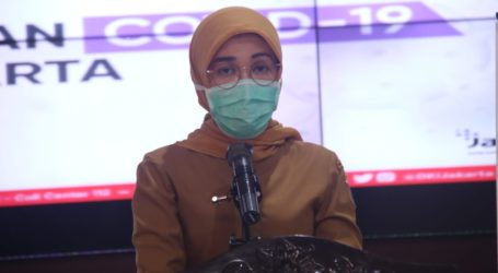 Corona Jakarta: Kasus Positif Bertambah 234 Pasien