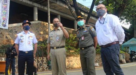 Anies Akan Pantau Aktivitas Perkantoran Selama PSBB Transisi