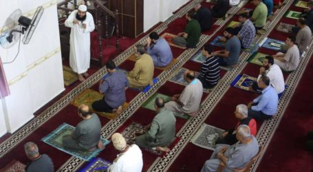 Setelah 70 Hari, Masjid-Masjid Gaza Akhirnya Dibuka
