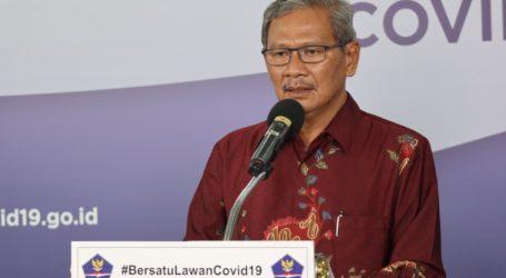 COVID-19 Indonesia Per 4 Juni, Pasien Sembuh 486 dan Meninggal 23