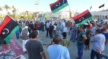 """Pemerintah Libya Tripoli: Intervensi Militer adalah """"Deklarasi Perang"""""""