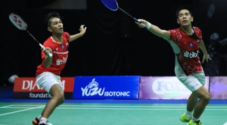 Hasil Klasemen PBSI Home Tournament 25 Juni 2020