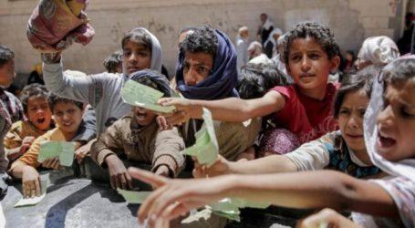 PBB: Jutaan Anak Yaman Berisiko Kelaparan di Tengah Pandemi