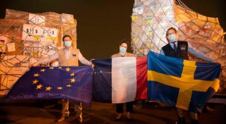 Uni Eropa Kirim  90 Ton Alat Kesehatan untuk Sudan