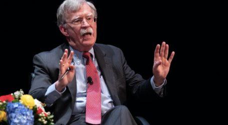 """Turki Sebut Buku Bolton """"Menyesatkan, Sepihak, dan Manipulatif"""""""