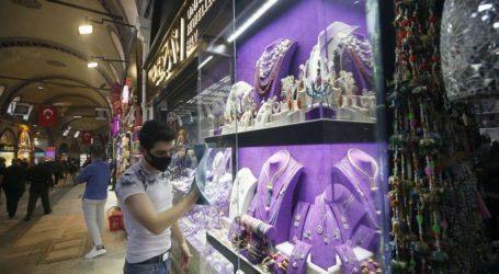 Grand Bazaar Istanbul Buka Lagi