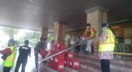 MER-C Salurkan Bantuan APD Tahap III Melalui BPBD DKI Jakarta
