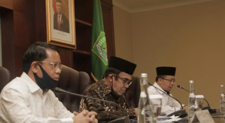 Indonesia-UEA Tindak Lanjuti Kerjasama Bidang Keagamaan