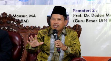 Prof. Dr. Deden Makbullah Harapkan Alumni STSQABM Jadi Penggiat Ilmu yang Bersumber dari Al-Quran