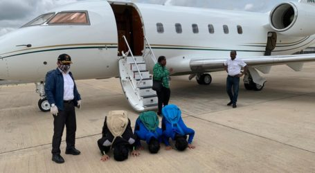 Tiga WNI ABK Diculik di Gabon Berhasil Dibebaskan
