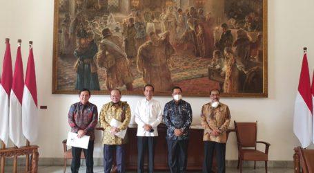 Jokowi Setuju Percepatan Peningkatan Status Sembilan IAIN