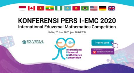 50 Negara Diundang dalam Eduversal Kompetisi Matematika Online Internasional