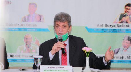 Dubes Al Shun Apresiasi Langkah Indonesia Terkait Aneksasi Tepi Barat