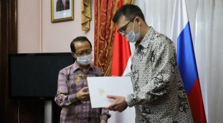 Presiden Jokowi Tunjuk Konsul Kehormatan RI di Vladivostok