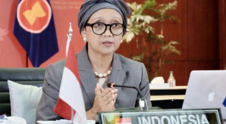 RI Dorong Kolaborasi ASEAN-Rusia Permudah Akses Vaksin Covid-19