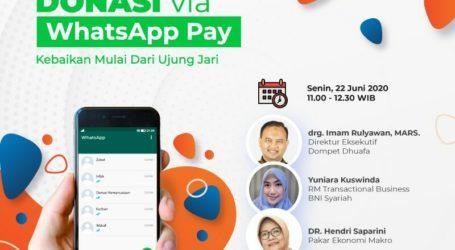 Chat Pay untuk Memudahkan Masyarakat Bayar Ziswaf dan Berkurban