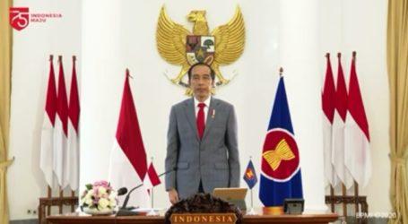 Ikuti KTT Ke-36 ASEAN, Jokowi Serukan Pemulihan Ekonomi Kawasan