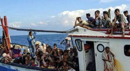 Indonesia Selamatkan 99 Pengungsi Rohingya Terdampar di Perairan Aceh