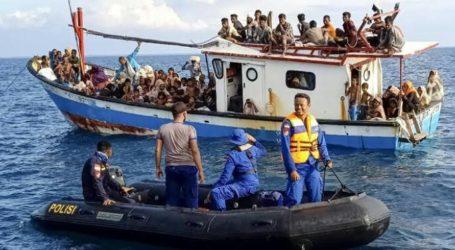 UNHCR Puji Indonesia Selamatkan Pengungsi Rohingya