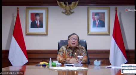Menristek: Indonesia Perlu Siapkan Vaksin Khusus untuk Covid-19 Strain Lokal