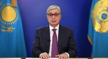 Presiden Kazakhstan: Pemerintah Bertindak Cepat Lawan Covid-19
